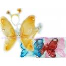 Набор феи: крылья  40х38 см, обруч, палочка в пакете