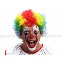 Парик Разноцветный клоун
