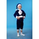 Костюм Гнома (синий) для детей 3-6 лет