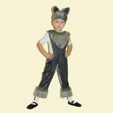 Костюм Волка на мальчика  3-6 лет