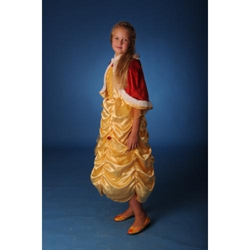 Новогодний костюм золушки для девочки 7 лет