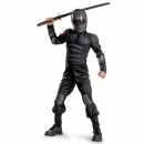 Костюм Ниндзи (G.I. Joe Retaliation Snake Eyes ). Прокат