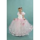 Платье нарядное розовое OD02