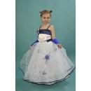 Платье нарядное синее OD03