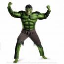 Костюм Халк (Hulk) детский Disney 7-8лет ( 125-135 см)