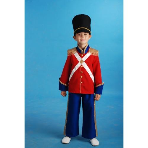 Карнавальный костюм солдатика своими руками